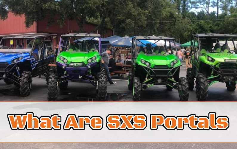 what are sxs portals